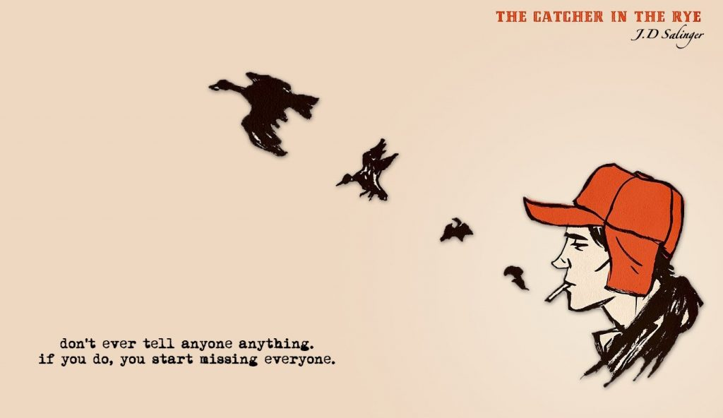 the catcher in the rye essay topics interesting ideas for