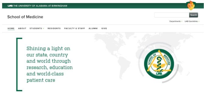 Review on the UAB Portal