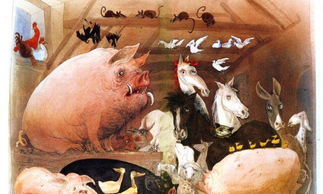 Fresh Inspiring Ideas For A Brilliant Animal Farm Essay Example